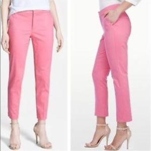 NYDJ Pink Petal Skinny Ankle/Size 12P